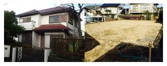 東京都日野市 33坪木造2階建て住宅