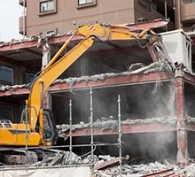 鉄骨造住宅の解体工事費用について