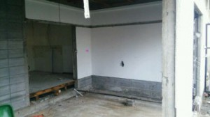 日野市 RC造2階建てアパート解体2(内装解体)