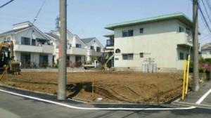 日野市 RC造2階建てアパート解体