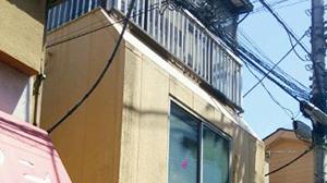 世田谷区 鉄骨造3階建手壊し解体1