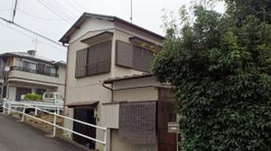 あきる野市 木造2階建て住宅解体工事