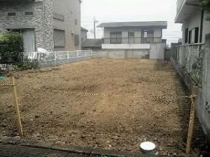 日野市48.7坪木造2階建て住宅解体工事3