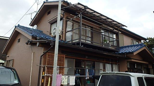 東京都青梅市の木造2階建住宅解体工事。日数は8日で完了!