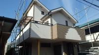 立川市の木造家屋解体工事。近隣になるべく迷惑をかけない方法