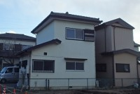 埼玉県坂戸市の木造住宅解体工事!新設道路による立退き現場