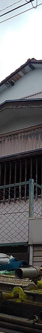 町田市の木造解体