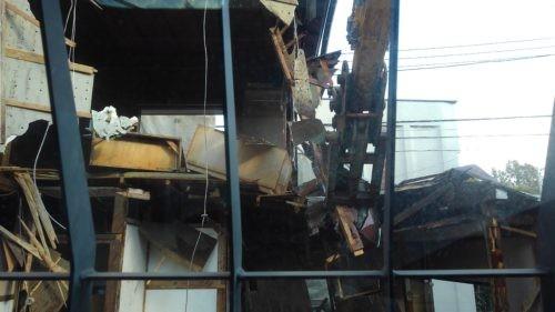 小平市 木造解体3 家屋機械壊、コンクリート撤去、整地完了!!