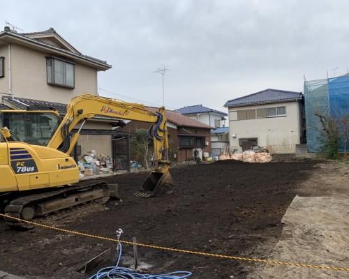 八王子市 木造アパート住宅 解体工事
