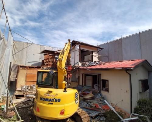 町田市 木造家屋 解体工事