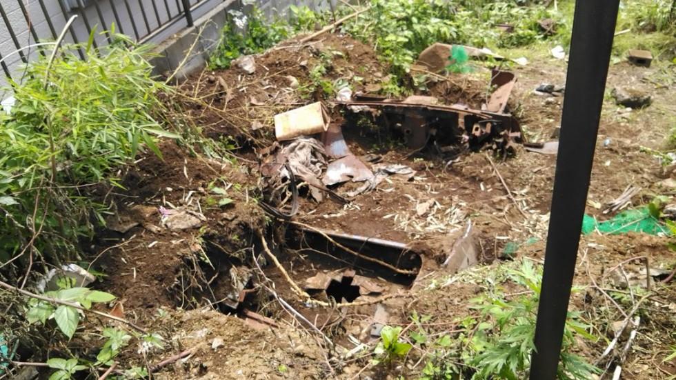 立川市 木造住宅 解体工事