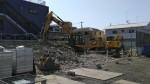 立川市 鉄筋コンクリート造 解体工事2