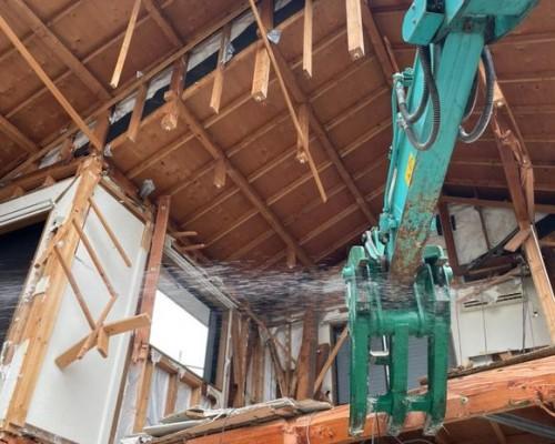 八王子市 木造住宅 解体工事