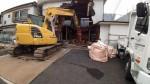 東村山市 木造 住宅 解体工事