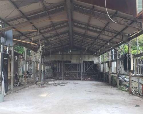 相模原市 鉄骨造 工場解体工事