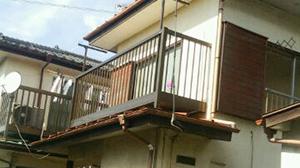 木造住宅 2階建16坪57万円