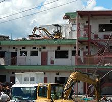 集合住宅・ビルの解体工事費用について
